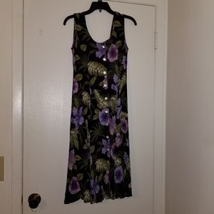 Dressbarn flowy dress